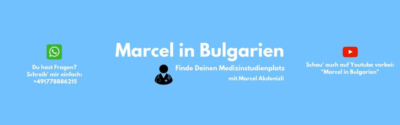 Marcel in Bulgarien